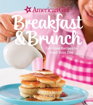 AMERICAN GIRL: BREAKFAST AND BRUNCH Hardcover  by WILLIAMS-SONOMA,