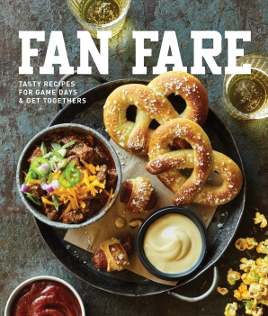 FAN FARE Hardcover  by MCMILLAN, KATE