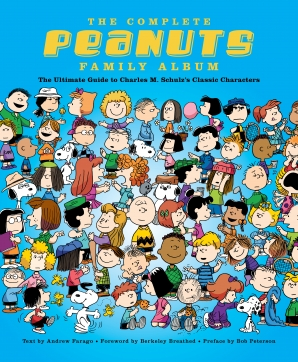 COMPLETE PEANUTS FAMILY ALBUM Hardcover  by FARAGO, ANDREW