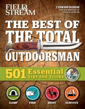 BEST OF THE TOTAL OUTDOORSMAN Flexicover  by NICKENS, T. EDWARD