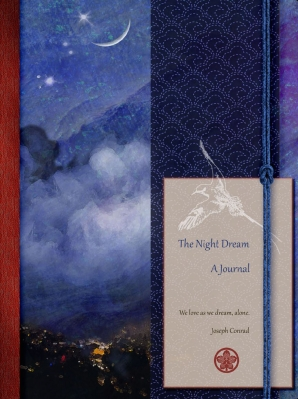 The Night Dream: A Journal Paperback  by Bluestreak