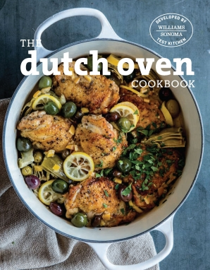 DUTCH OVEN COOKBOOK Hardcover  by WILLIAMS SONOMA TEST KITCHEN