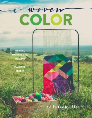 WOVEN COLOR Hardcover  by MILLER, NATALIE