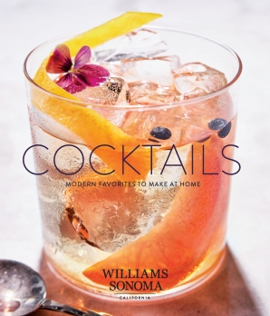 COCKTAILS Hardcover  by WILLIAMS SONOMA TEST KITCHEN