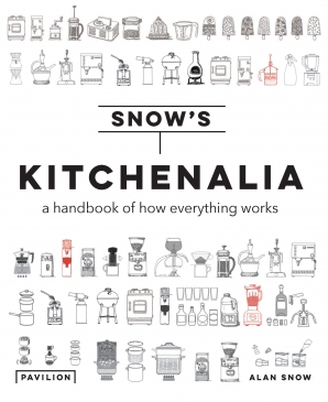 Kitchenalia Hardcover  by Alan Snow