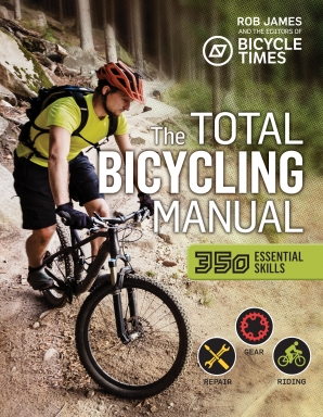 TOTAL BICYCLING MANUAL Paperback  by JAMES, F. ROBERT