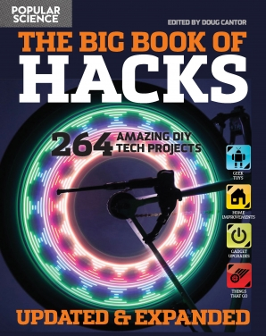 THE BIG BOOK OF HACKS REVISED AND EXPANDED Paperback  by The Editors of Popular Science
