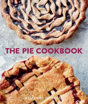 PIE COOKBOOK Hardcover  by WILLIAMS SONOMA TEST KITCHEN